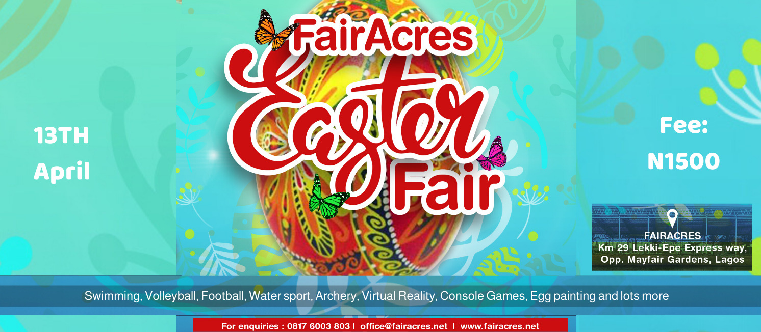 FairAcres Easter Fair